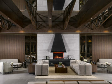 A lobby